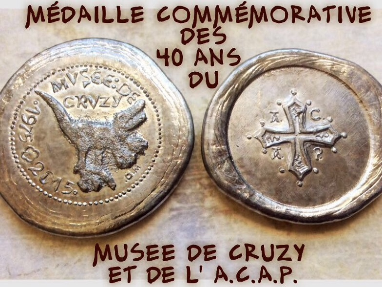 cadre medaille 40 ans